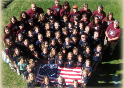 Cache Valley Camp - 2012