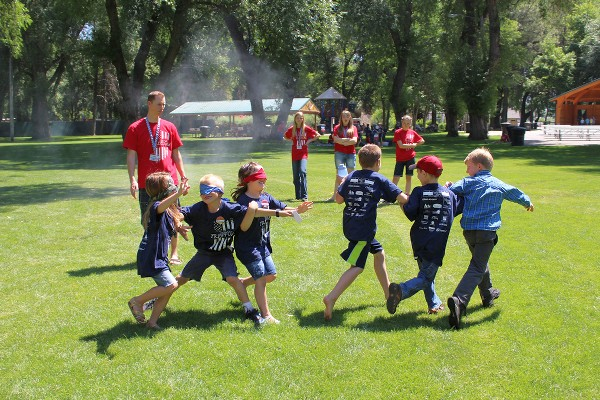 Utah Patriot Camp | Cache Valley